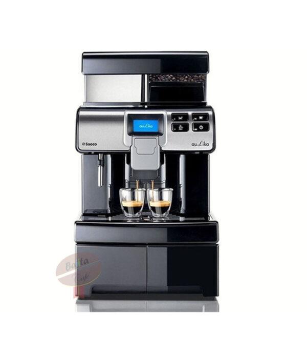 Máquina Café Expresso Superautomática Saeco Aulika Office Baiita Café